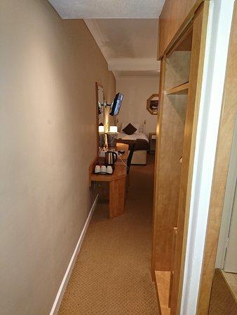Rhoose, UK: Family room