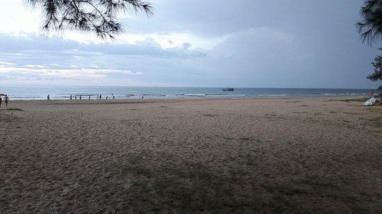 Quang Ngai Province, Vietnam: My Khe beach