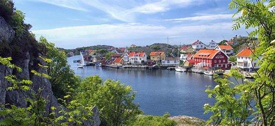 Kyrkesund, Sweden: Värt ett besök ut till denna idyll