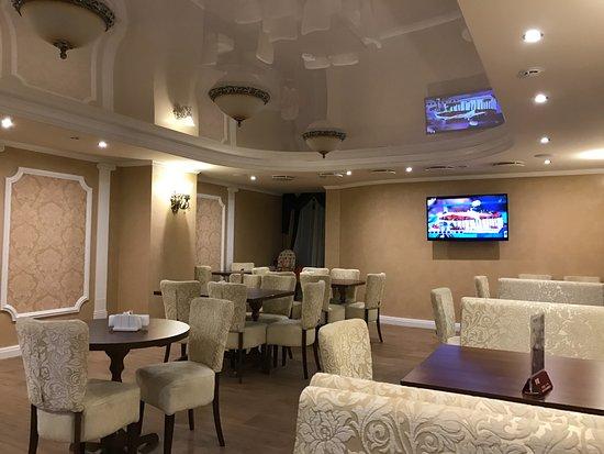 Гранд-Кафе: Ресторан