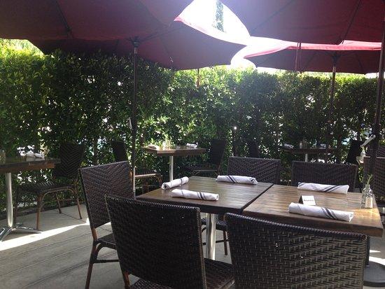 Gaetano's Restaurant: Outdoor Patio