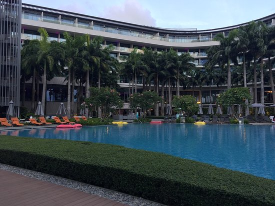 24 7 Swimming Pool Picture Of W Singapore Sentosa Cove Sentosa Island Tripadvisor