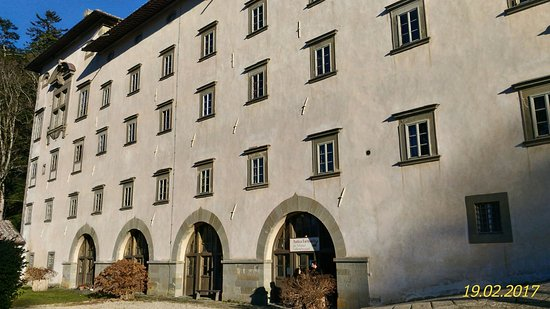 Vallombrosa, Włochy: L'Antica Farmacia dei Frati.