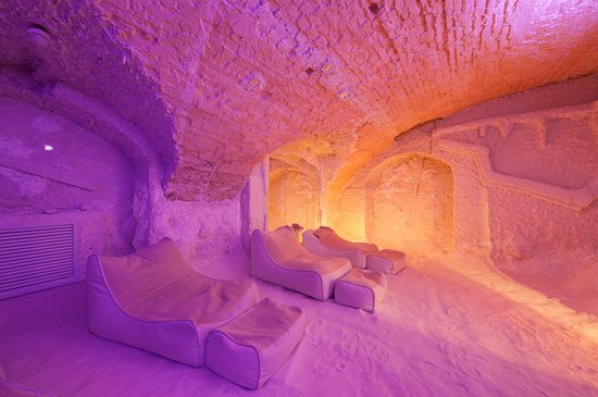 Salt Grotto