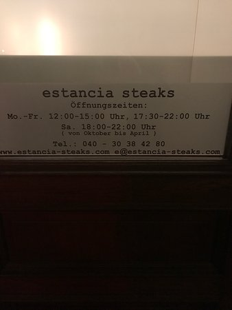 Estancia Steaks: photo0.jpg