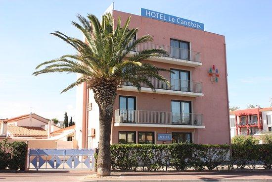 Hôtel le Canetois