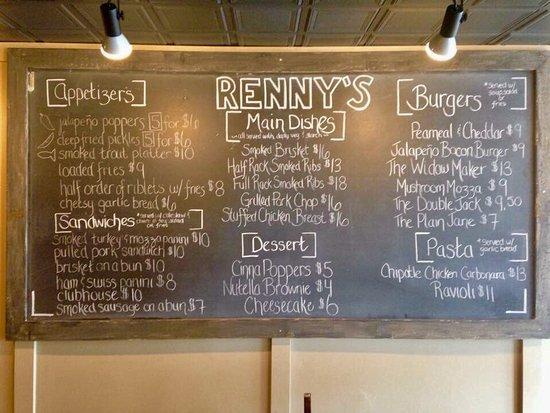 Wheatley, Kanada: Renny's