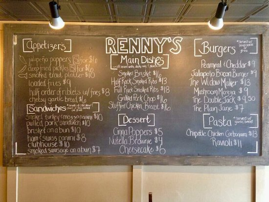 Wheatley, Canada: Renny's
