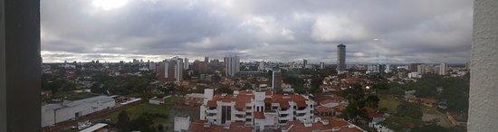 Hotel LP Santa Cruz Centro : Vista desde el comedor
