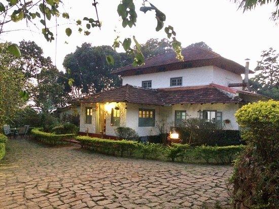 Ambady Estate: Hauptgebäude/Rezeption