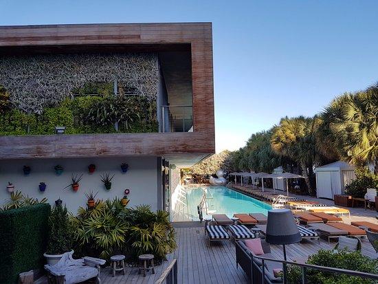 南部海灘 SLS 飯店張圖片