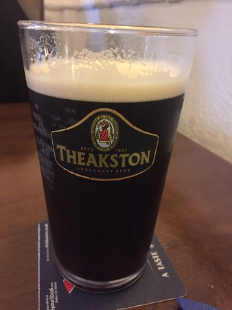 Гул, UK: And I found a new drink! Theakston Dark Smooth. Very nice...
