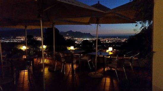 Steffanie's Place: Die Terrasse