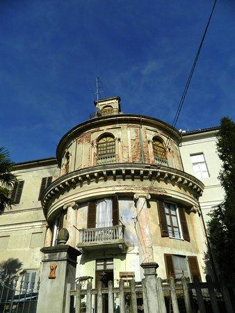 Frassineto Po, Włochy: Palazzo parte privata
