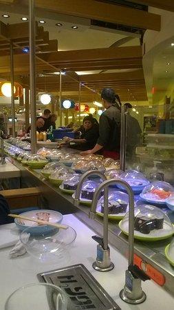 Sushi Restaurants Trafford Centre