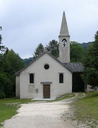 Santuario di San Mamante - Caleipo Sossai