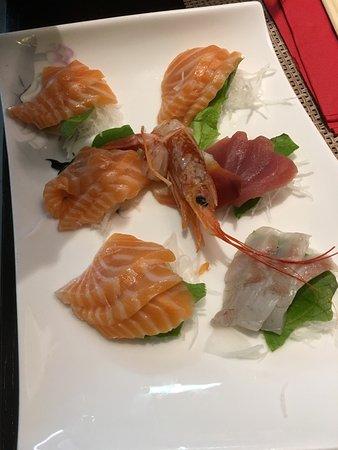 Ristorante Giapponese Sushi Tokyo Buon all you can eat con finalmente un  po\u0027 di