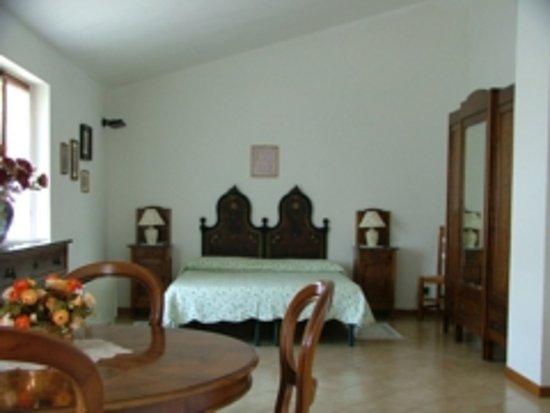 Villafranca in Lunigiana, อิตาลี: camera con terrazzo