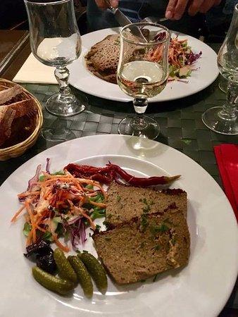 Photo of French Restaurant Le Potager du Marais at 24 Rue Rambuteau, Paris 75003, France