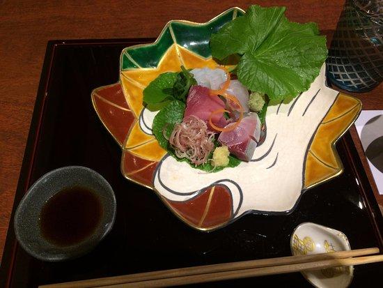 Soba Kappo Musashi Koyama Kurata: course 4