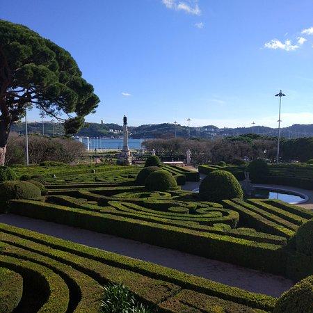 Museu da Presidencia da Republica: The Palace garden