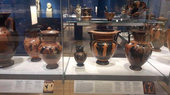 National Museum of Antiquities (Rijksmuseum van Oudheden): Greek vases