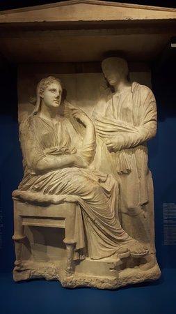 National Museum of Antiquities (Rijksmuseum van Oudheden): Greek Relief