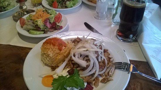 Restaurant Palladion: Gyros