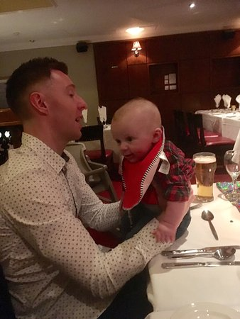 Belturbet, Ирландия: My sons birthday meal