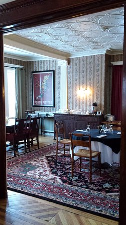 Kingfield, ME: Dining Room