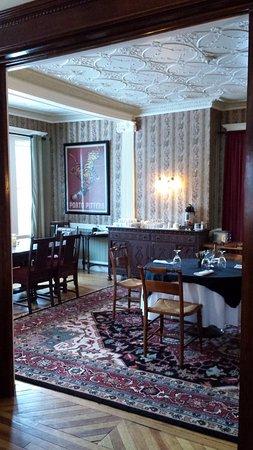 Kingfield, Maine: Dining Room