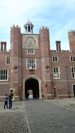 Kingston, UK: palace