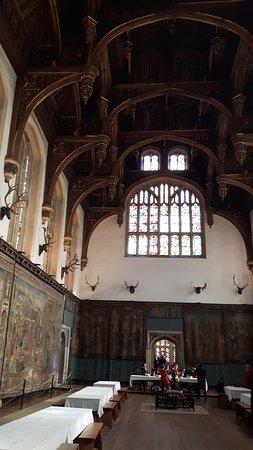 Kingston, UK: great hall