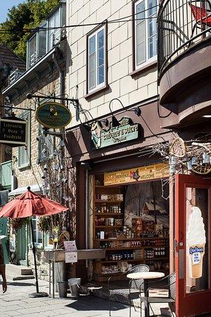 Restaurant A Quebec Coeur De Ville Tripadvisor