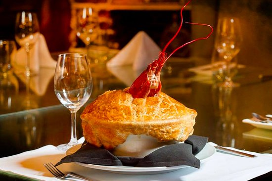The Forge: Lobster Pot Pie