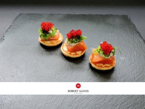 Hors D Oeuvres Review Of Robert Alexis Traiteur Montreal