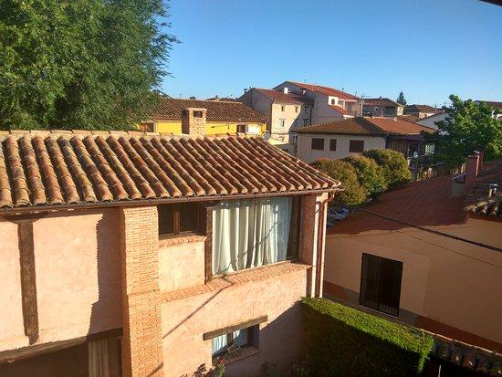 Camanas, Espanha: Vistas desde habitación Malva