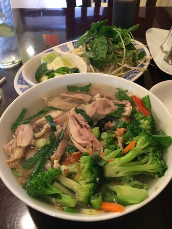 Authentic Vietnamese Food In Orlando Review Of Pho Vinh