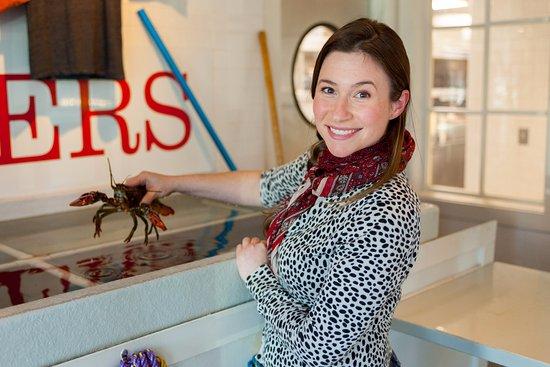 Kittery, Maine: Fresh Maine lobster