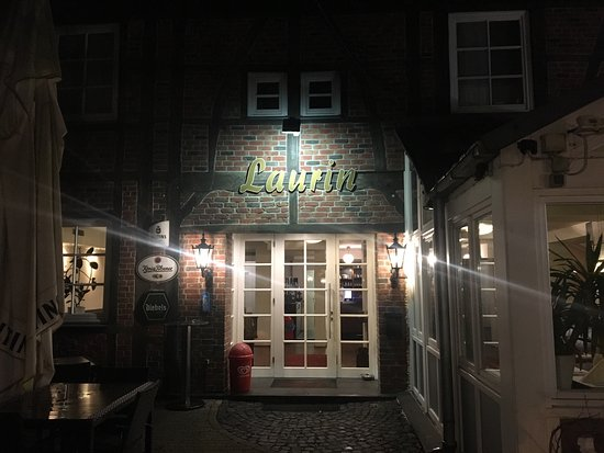 Herten, Niemcy: Restaurant Laurin