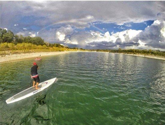 Waterside Sports: Enjoying a day on the lake