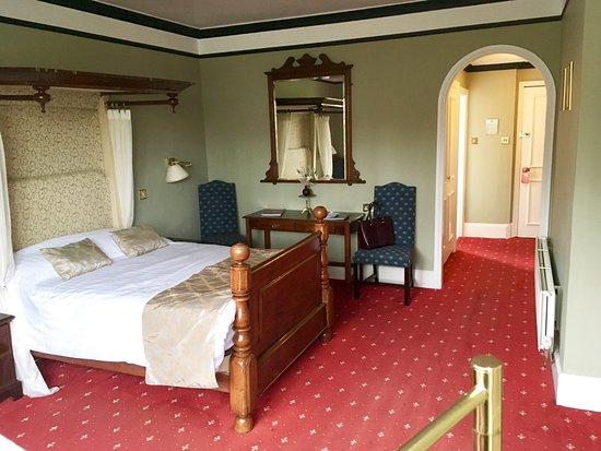 Presteigne, UK: Our room