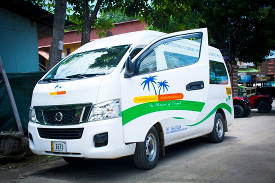 montezuma transportation