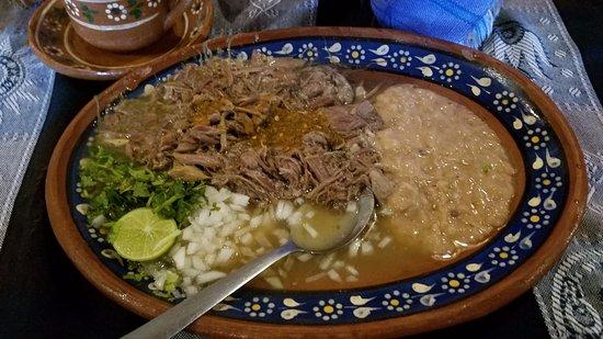 El Quelite, Mexico: Lamb barbacoa