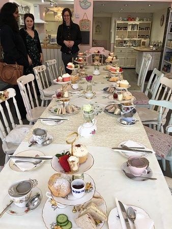 Doffy's Vintage Tea Room: photo1.jpg