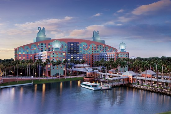 Great Cly Place Walk To Epcot Review Of Walt Disney World Swan Orlando Fl Tripadvisor