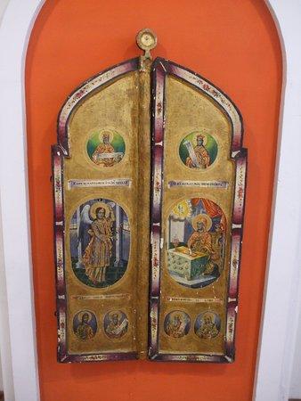 Historical Museum: Altar doors