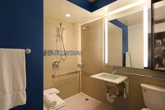 Ada Bathroom Picture Of Hotel Hayden New York City Tripadvisor