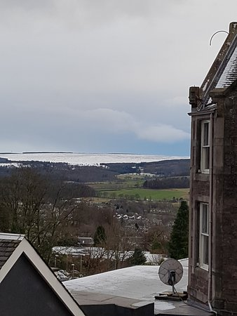 Crieff Hydro Hotel and Resort: View from our room