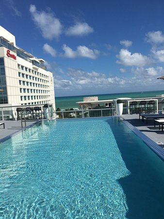 Ac Hotel By Marriott Miami Beach Rooftop Pool